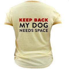 My Dog Needs Space Gear